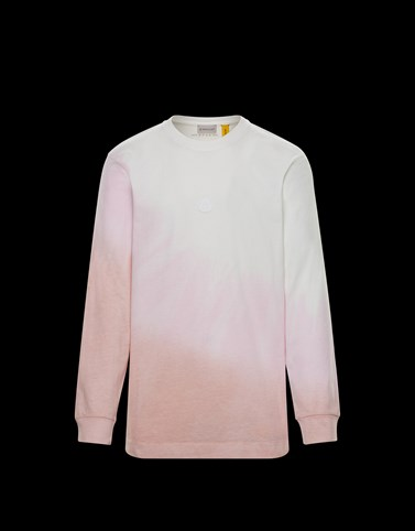 LONG-SLEEVED T-SHIRT Light pink T-shirts & Tops Woman