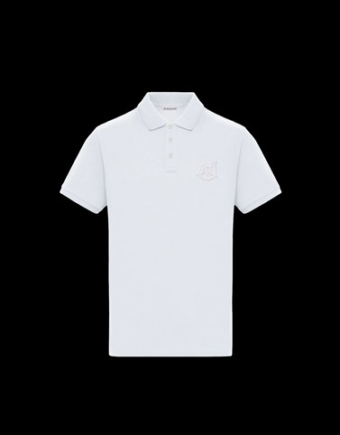 POLO White Category Polo shirts Man