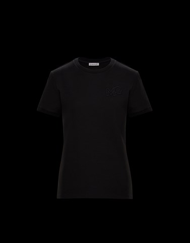 T-SHIRT Colore Nero Categoria T-shirt Donna