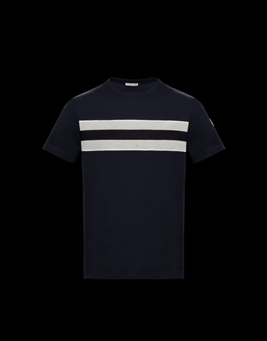 T-SHIRT Dark blue Polos & T-Shirts Man