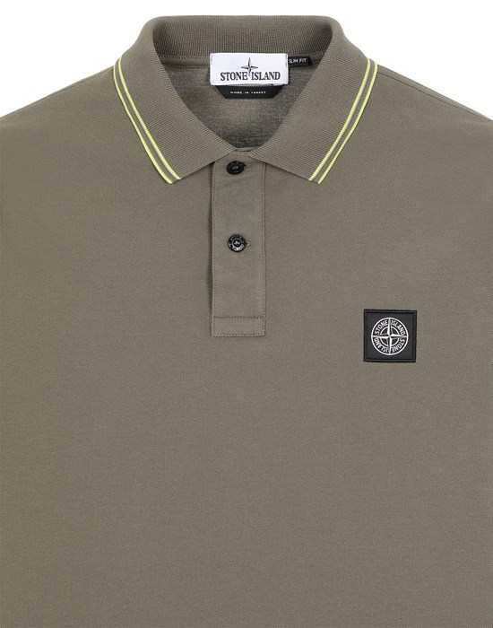 12530663dr - Polo - T-Shirts STONE ISLAND