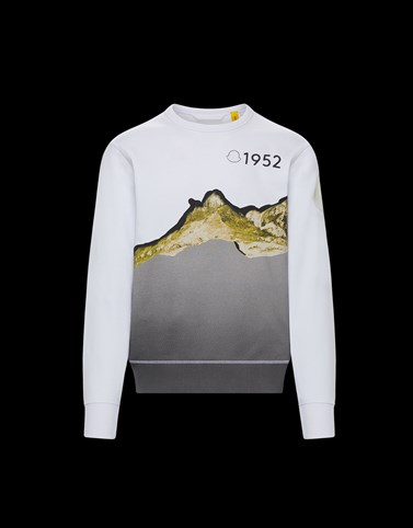 CREWNECK Multicoloured 2 Moncler 1952 Man