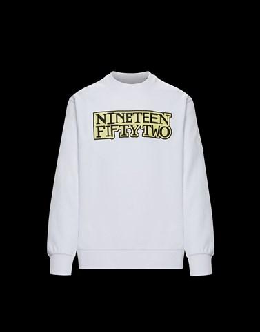 CREWNECK White Sweatshirts Man