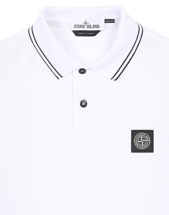 12533795mf - Polo - T-Shirts STONE ISLAND