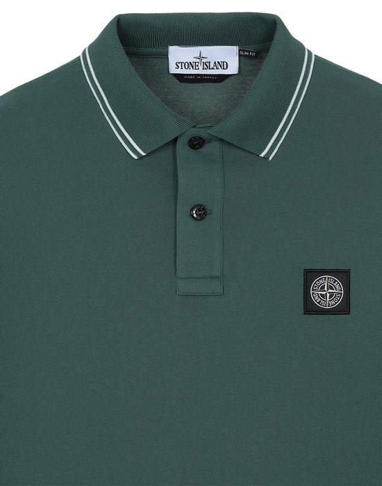 12533795mp - Polo - T-Shirts STONE ISLAND