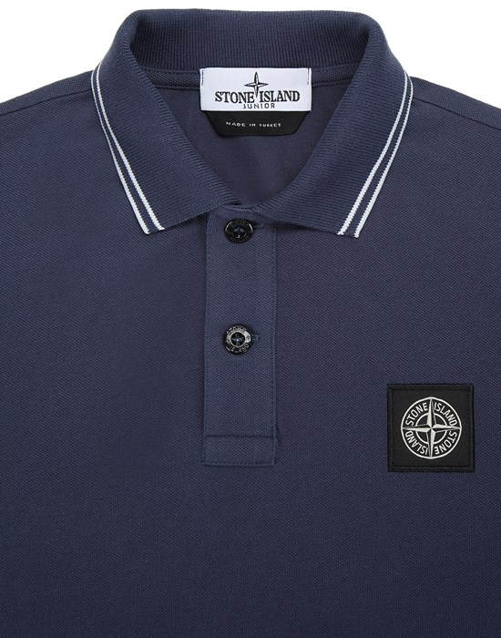 12536685gn - Polo - T-Shirts STONE ISLAND JUNIOR