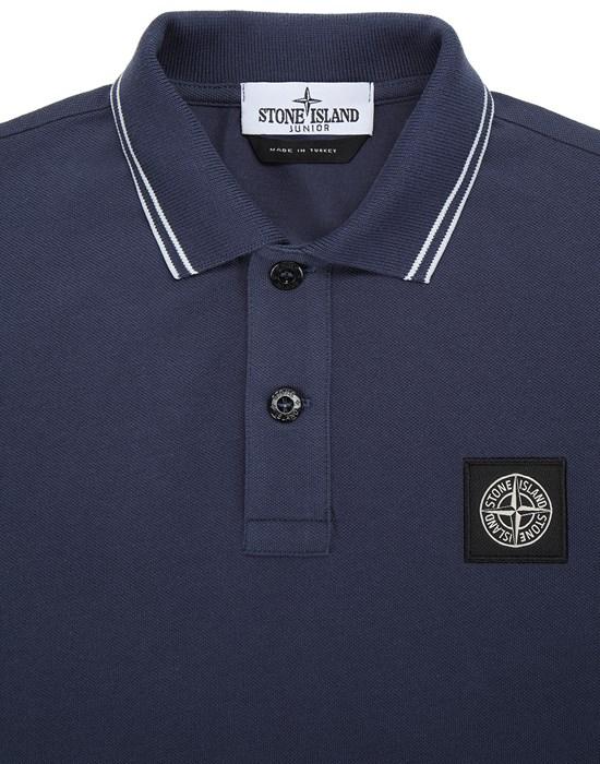 12536699nr - Polo - T-Shirts STONE ISLAND JUNIOR