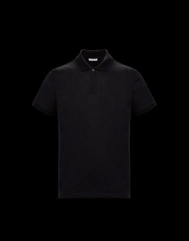 POLO Colore Nero Categoria Polo Uomo