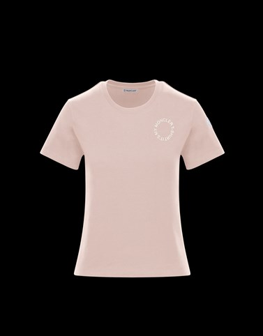 T-SHIRT Colore Rosa chiaro Categoria T-shirt Donna