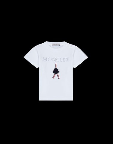 T-SHIRT White Baby 0-36 months - Girl Woman