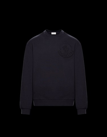 SWEATSHIRT Dark blue Category Sweatshirts Man
