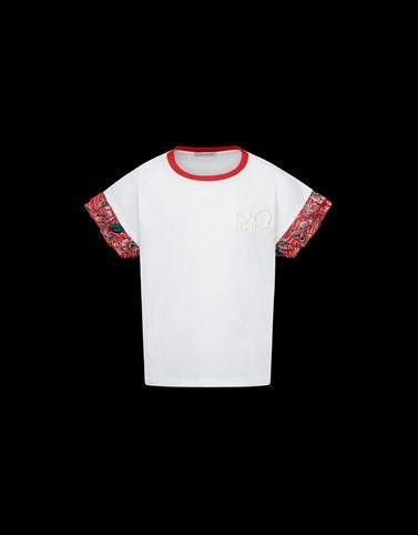 Tシャツ アイボリー ガールズ ベビー 4-6歳 レディース