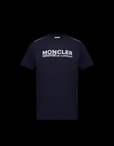 T-SHIRT Colore Blu scuro Categoria T-shirt Uomo