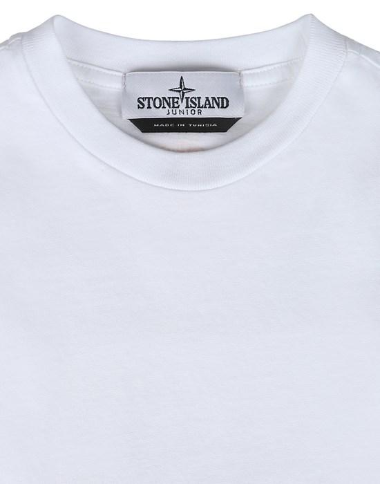 12543047eu - Polos - Camisetas STONE ISLAND JUNIOR