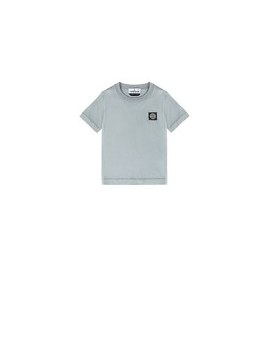 STONE ISLAND BABY 20147 Short sleeve t-shirt Man Dust Grey EUR 68