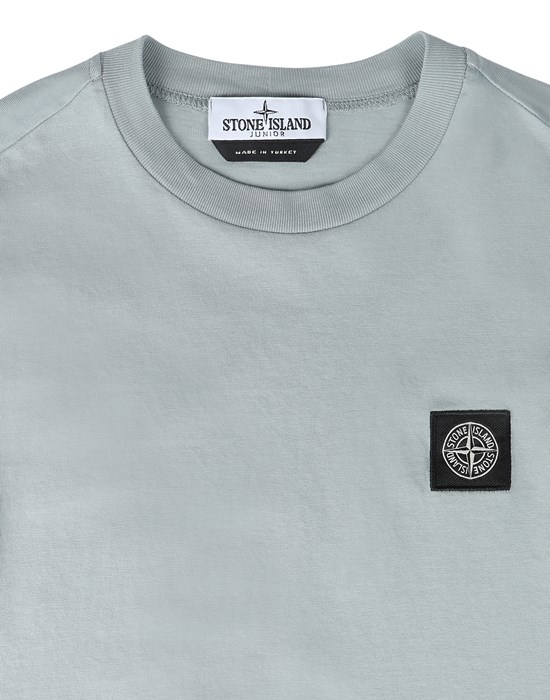 12543049bh - Polo - T-Shirts STONE ISLAND JUNIOR