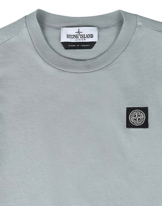 12543054sm - Polo - T-Shirts STONE ISLAND JUNIOR
