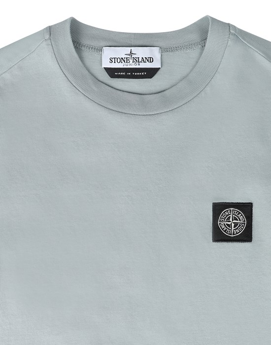 12543056ur - Polo - T-Shirts STONE ISLAND JUNIOR