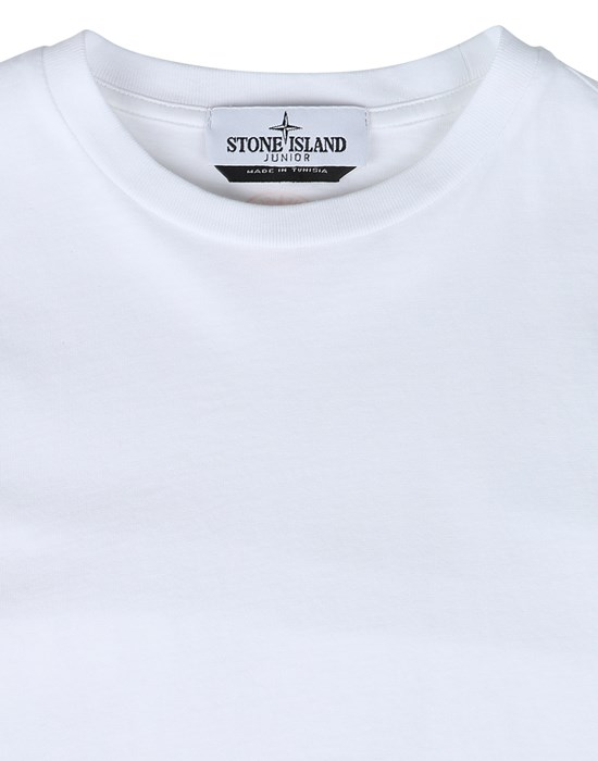 12543059ks - Polo - T-Shirts STONE ISLAND JUNIOR