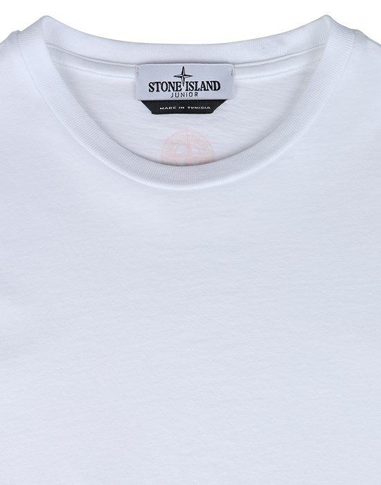 12543061qq - Polo - T-Shirts STONE ISLAND JUNIOR