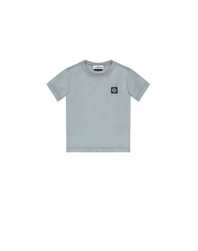 STONE ISLAND KIDS 20147 Short sleeve t-shirt Man Dust Gray EUR 79