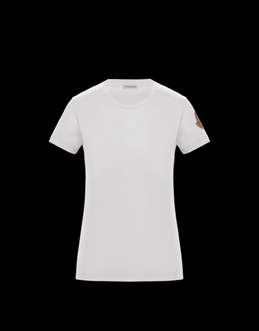 T-SHIRT Colore Bianco Categoria T-shirt Donna