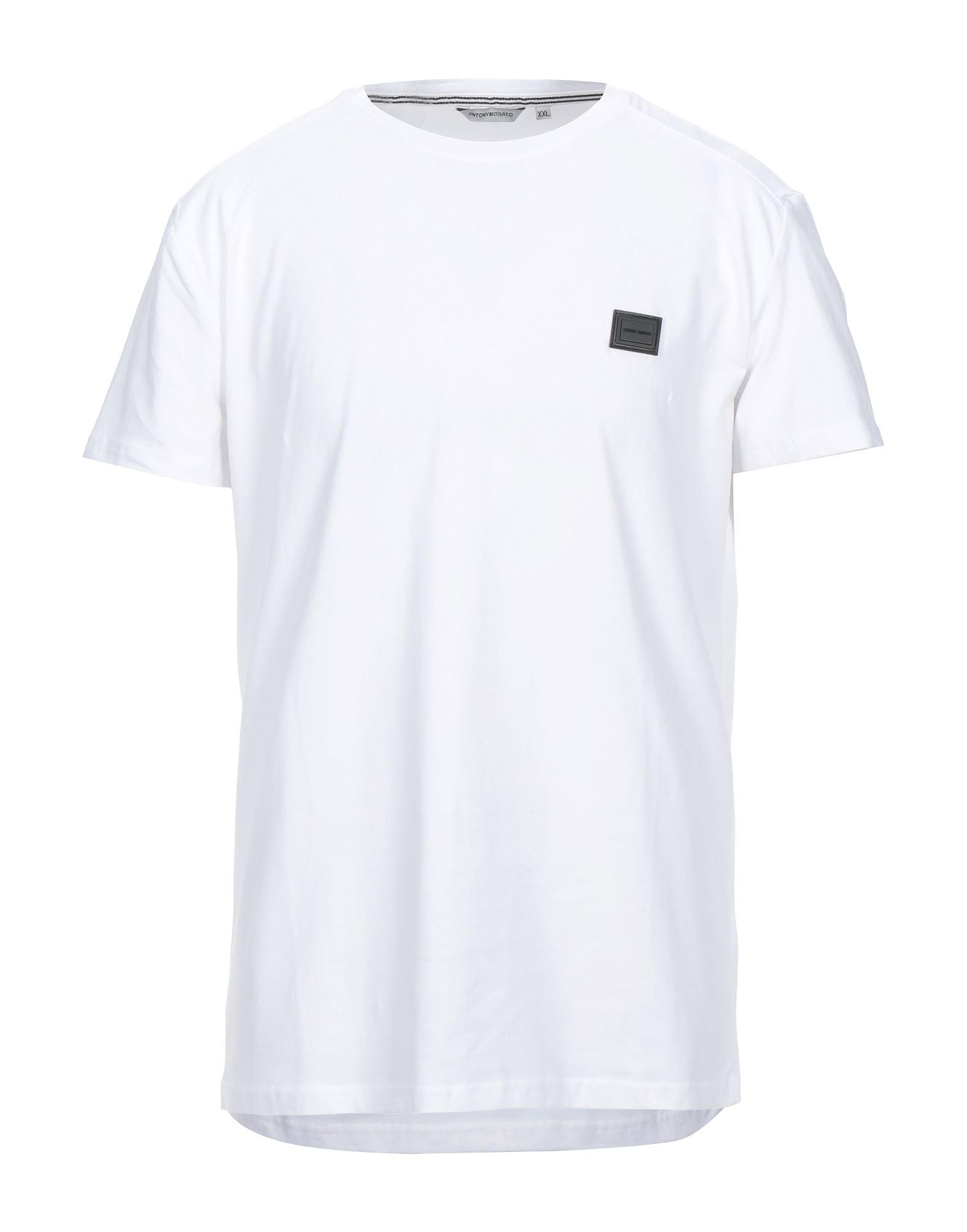 Antony Morato T-shirts In White