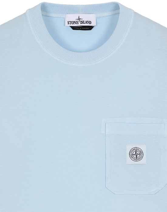 12548129wm - Polo - T-Shirts STONE ISLAND