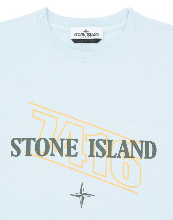 12548384bn - Polos - Camisetas STONE ISLAND JUNIOR
