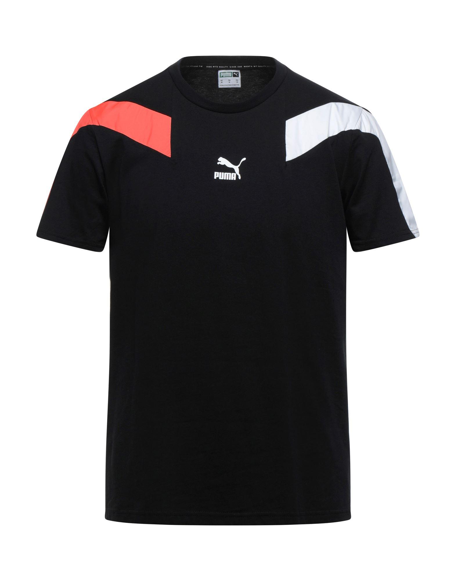 PUMA Футболка puma футболка женская puma active logo heather размер 44 46