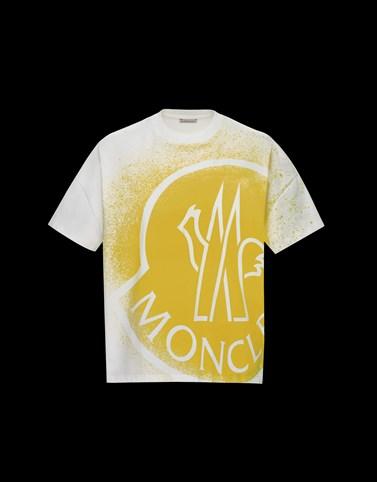 T-SHIRT Colore Giallo Categoria T-shirt Donna