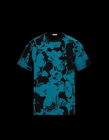 T恤 孔雀绿 Polo 衫及 T 恤 男士