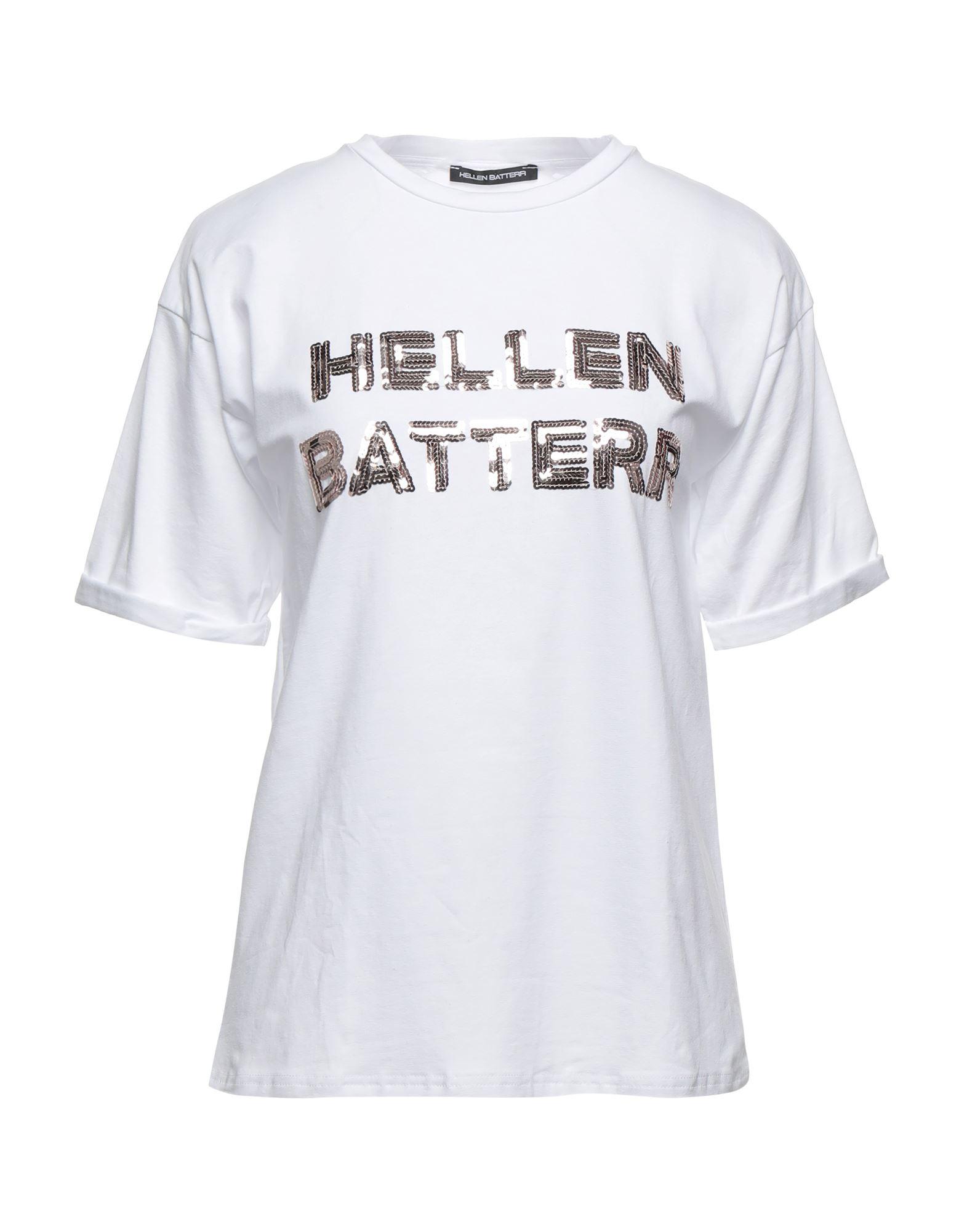HELLEN BATTERR Футболка недорого