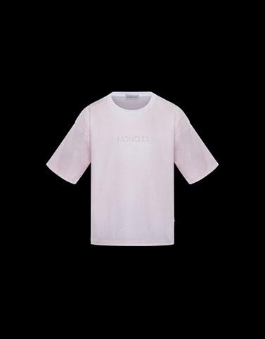 Tシャツ ライトピンク ガールズ ベビー 4-6歳 レディース