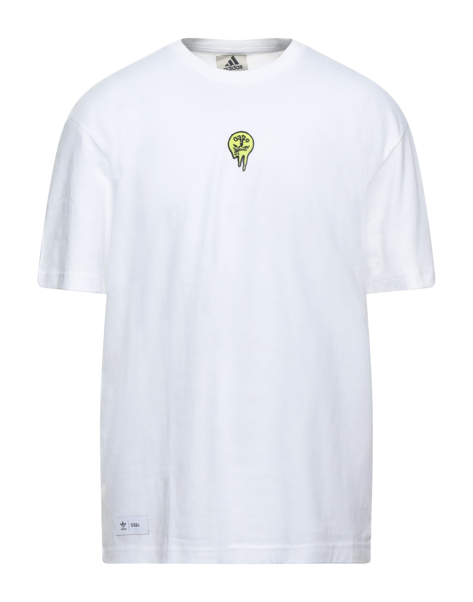Adidas By 032c T-shirts In White