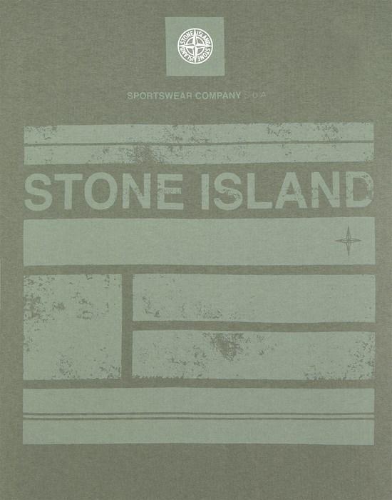 12573529mh - Polo - T-Shirts STONE ISLAND