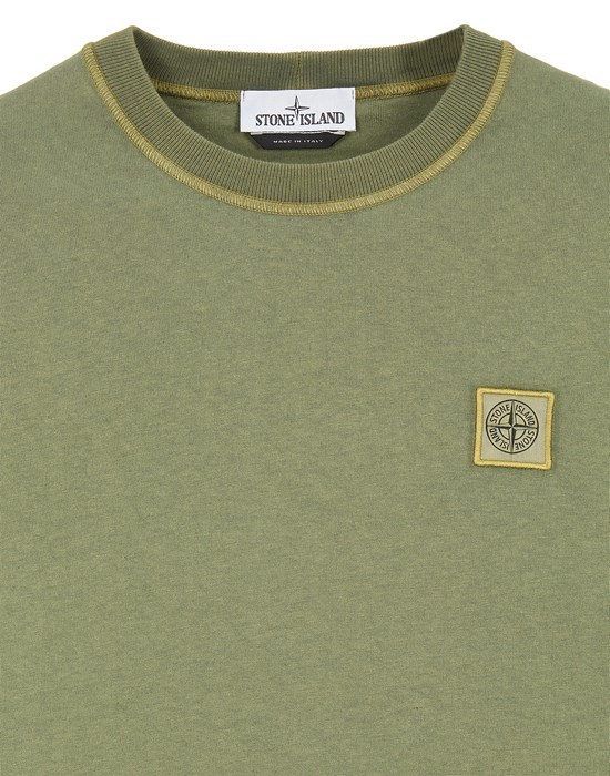 12573530wt - Polo - T-Shirts STONE ISLAND