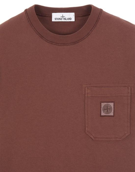 12573539aj - Polo - T-Shirts STONE ISLAND