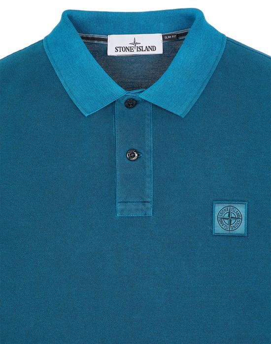 12573586we - Polo - T-Shirts STONE ISLAND