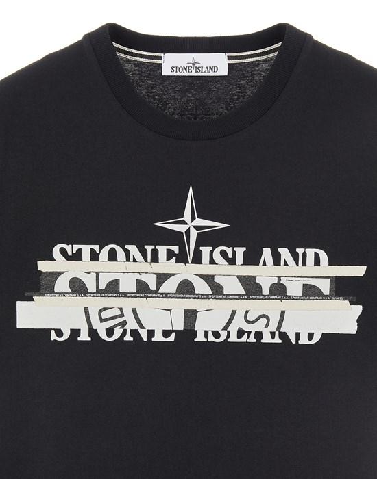 12573596ac - Polo - T-Shirts STONE ISLAND