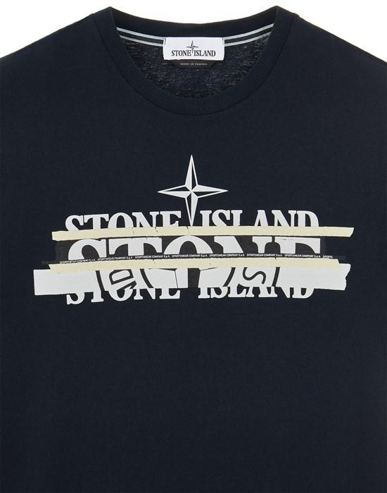 12573596kj - Polo - T-Shirts STONE ISLAND