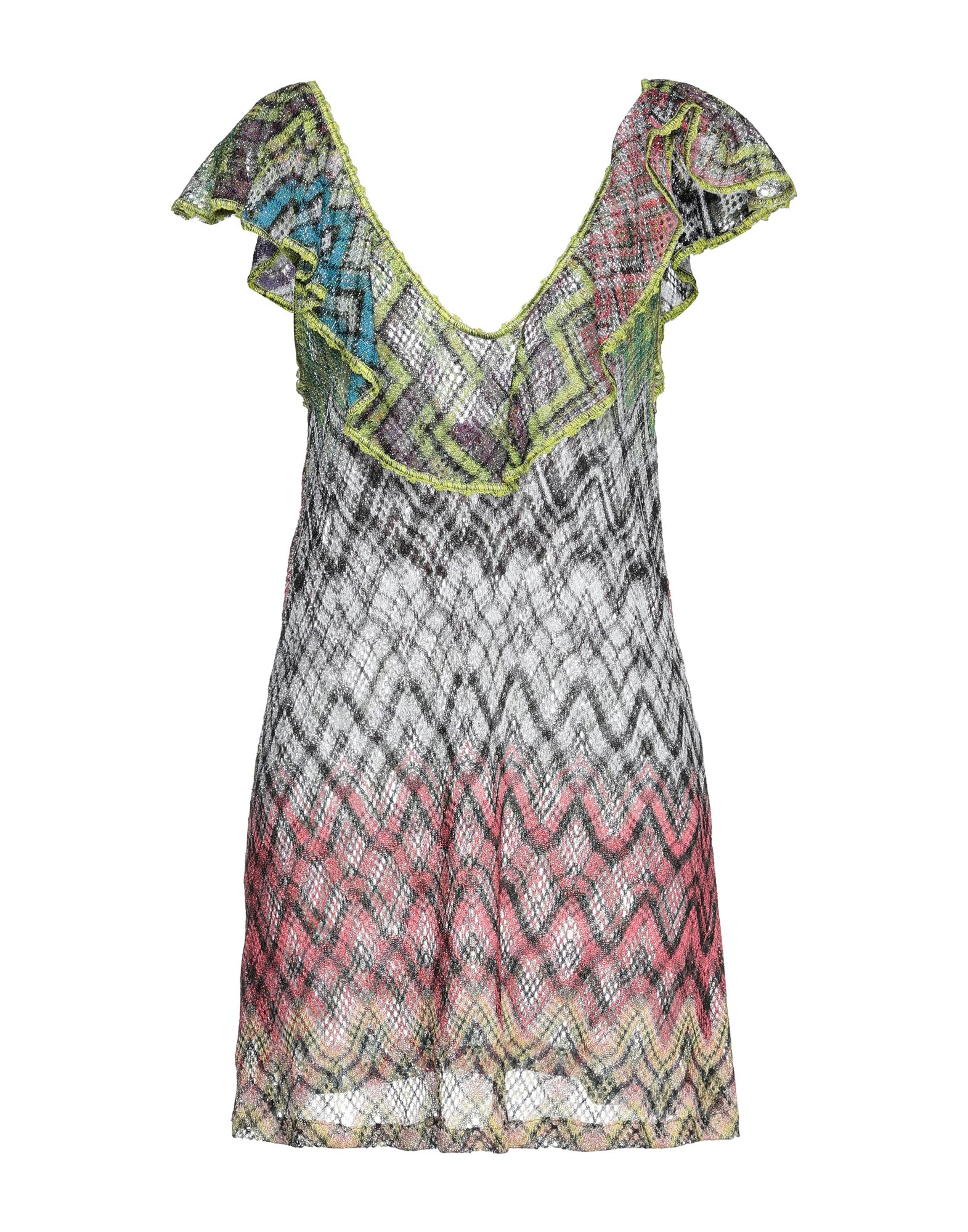 Missoni Tops In Coral