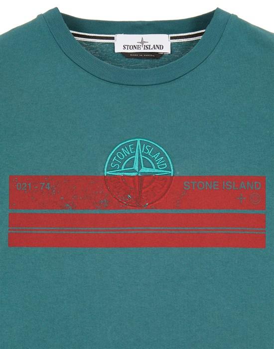 12575851xv - Polo - T-Shirts STONE ISLAND