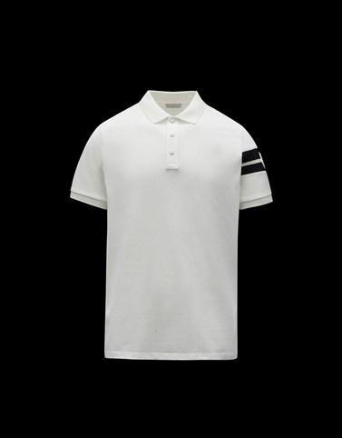 ポロシャツ ホワイト 新着アイテム メンズ