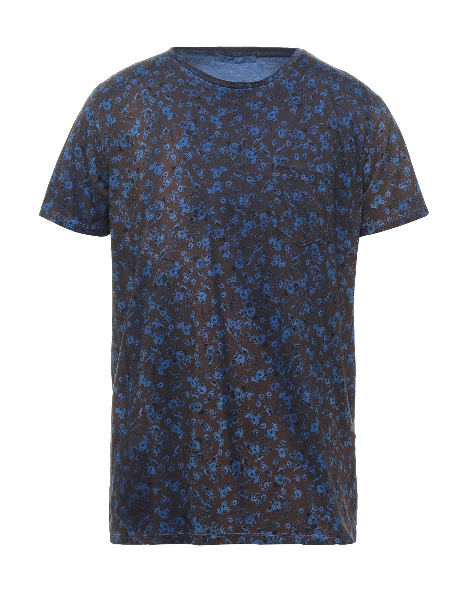 Ermanno Gallamini T-shirts In Brown