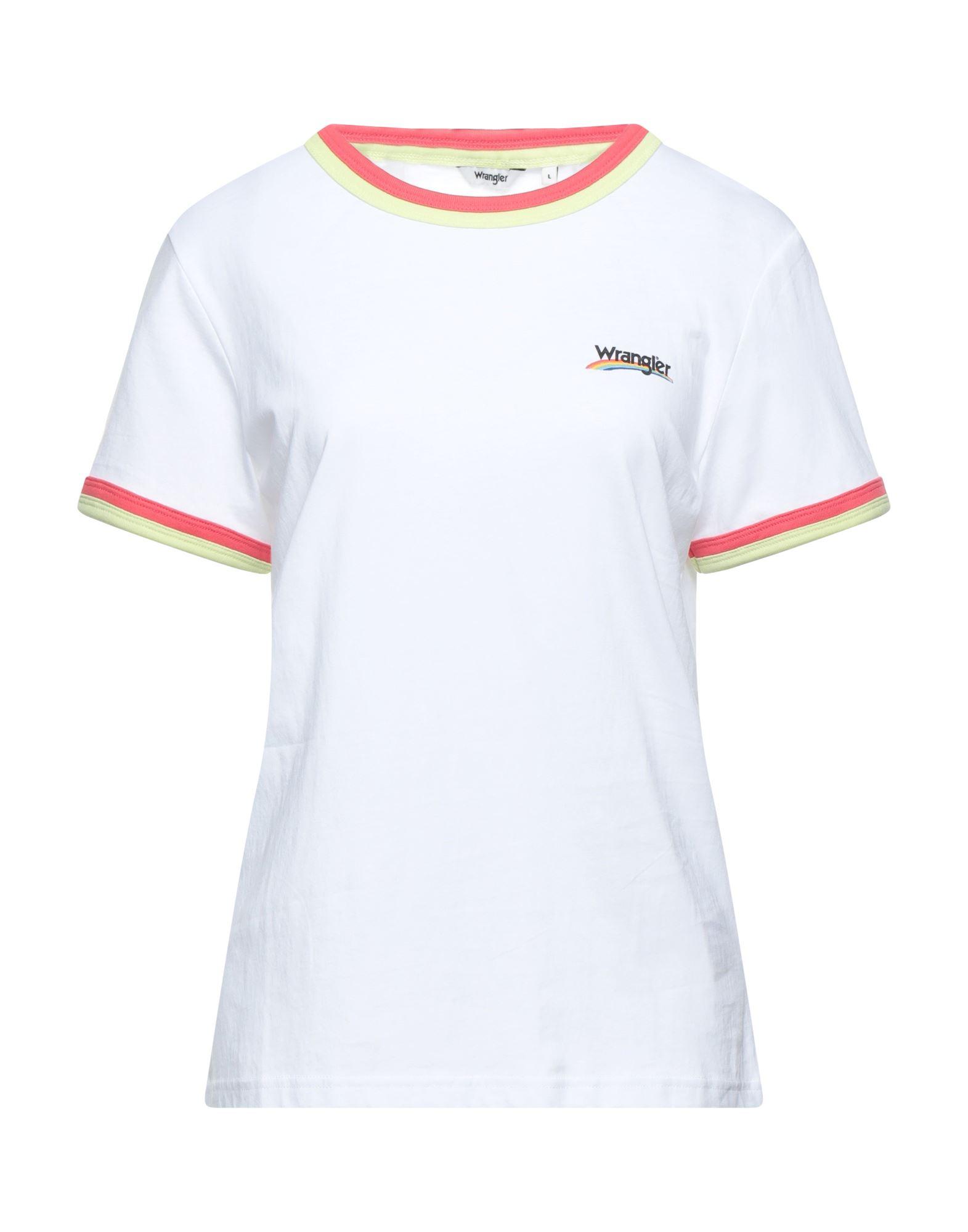 футболка wrangler wrangler wr224emapfw0 WRANGLER Футболка