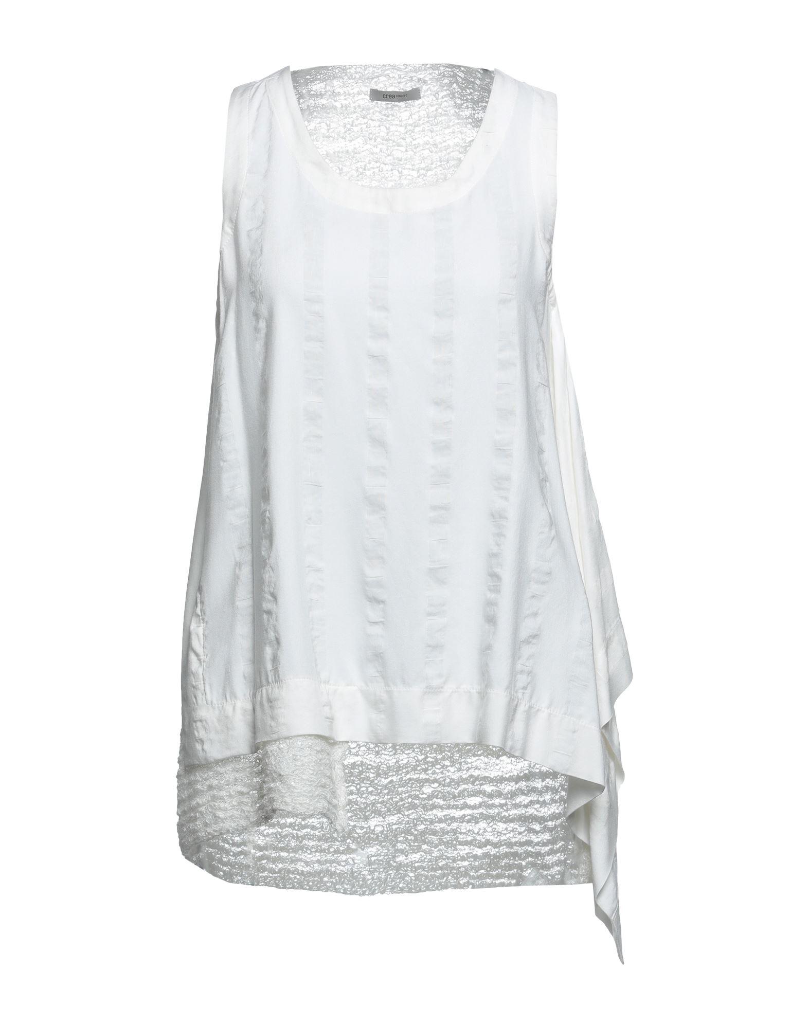 crea concept блузка CREA CONCEPT Топ без рукавов
