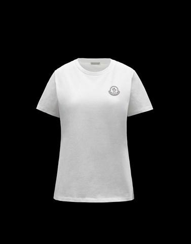 Tシャツ ホワイト T-shirts & Tops レディース