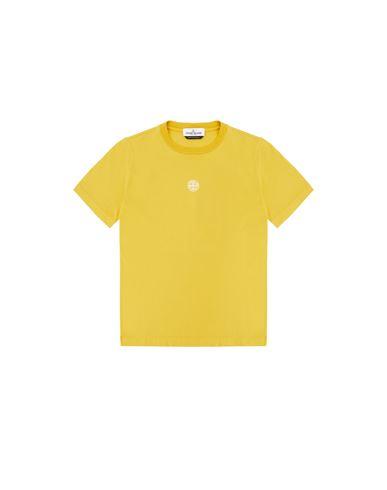 STONE ISLAND JUNIOR Short sleeve t-shirt Man 21055 'SCUBA ESSENTIALS ONE' f