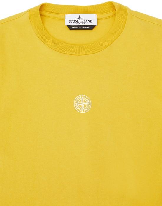 12593319fh - Polo - T-Shirts STONE ISLAND JUNIOR